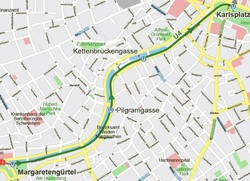 поездка по Вене общественным транспортом