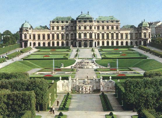 Дворец Belvedere (Бельведер)