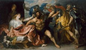 Пленение Самсона